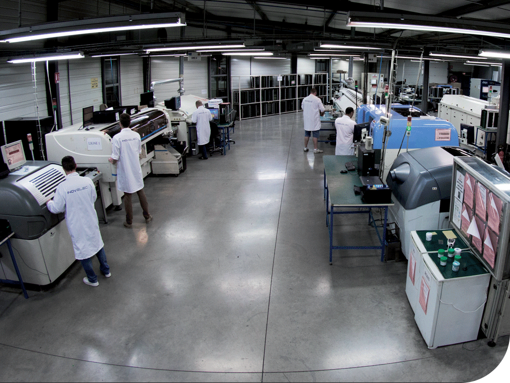 WorldCast Systems Production