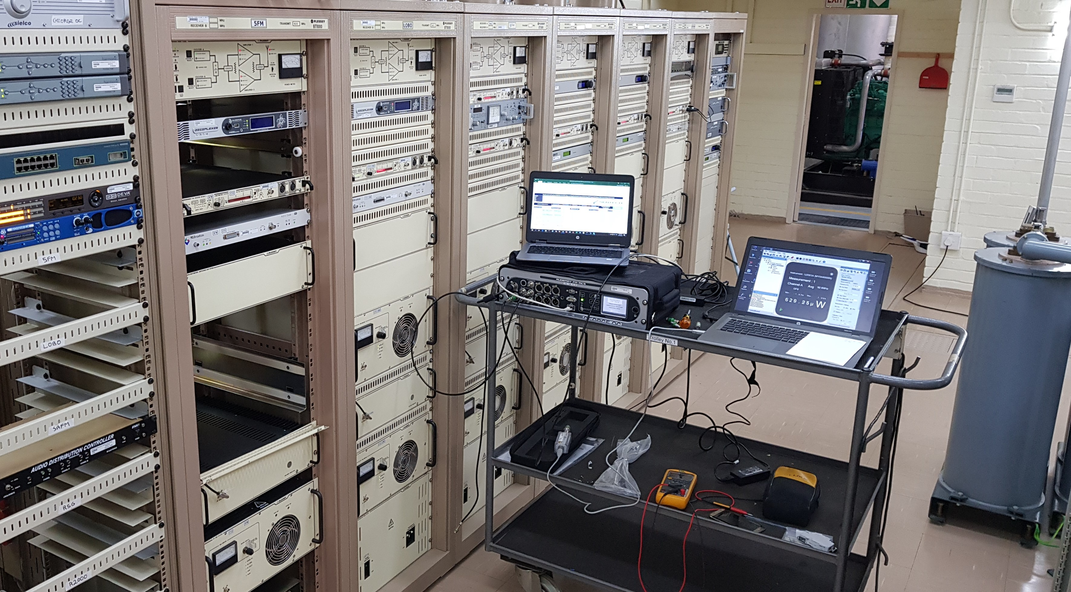 Sentech, Major Broadcast Operator in South Africa, Relies on Audemat FM MC5