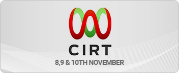 Visit us at 54 Semana Nacional de Radio y Televisión / CIRT in Mexico City
