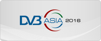 See our DVB-T & DVB-T2 monitoring solutions at DVB Asia in Bangkok