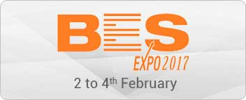 Visit our Stand at BES Expo in New Delhi