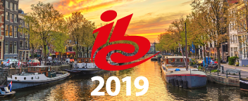 Come Visit us at IBC 2019 Stand 8.C58