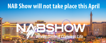 Come Visit us at Las Vegas for NAB 2020