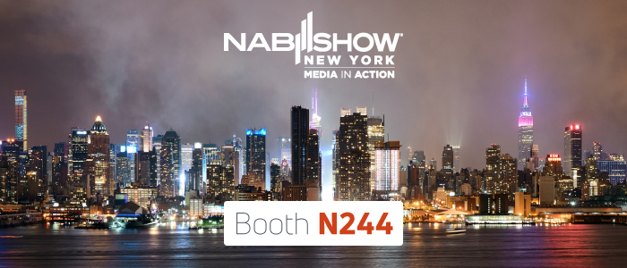 WorldCast Systems at NAB New York
