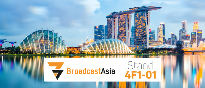 WorldCast Systems at Broadcast Asia 2018