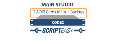 2. Encoder redundancy with ScriptEasy