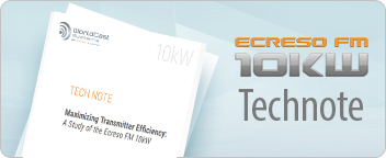 Now Available to Download: New Tech Note on the Efficiency of the Ecreso FM 10kW