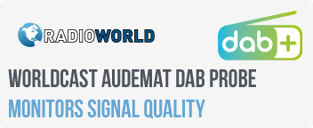 WorldCast Audemat DAB Probe Monitors Signal Quality