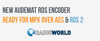 NEW AUDEMAT RDS ENCODER